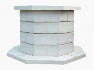 Bunar 215K ( bijeli cement prani )